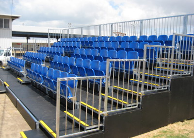 Seating hire and purchase options
