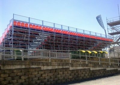 Demountable Grandstands